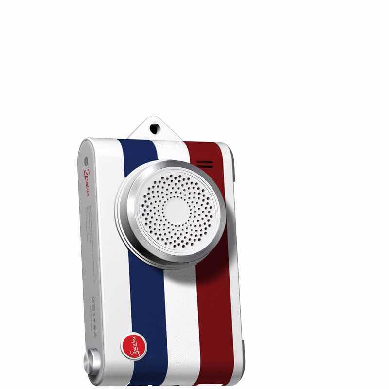 BS001 4000mah Camera Power Bank&Speaker